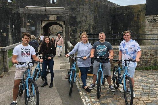 Grand tour en vélo de Portsmouth