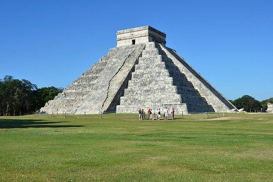 Excursion d'une journée à Chichén Itzá...