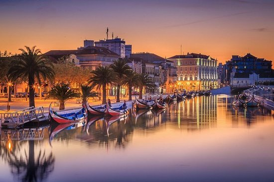 Most Complete City Tour of Aveiro