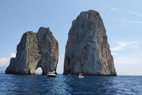 Capri-dagtrip vanuit Napels of Sorrento ...