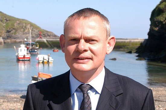 Doc Martin Tour in Port Isaac...