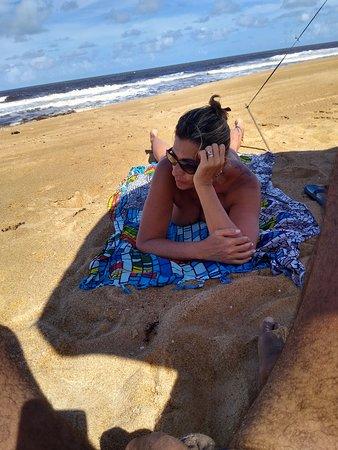 Praia de Barra Seca