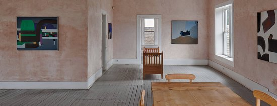 Cobb House Part Of The Studios Guided Visit Picture Of Judd Foundation Marfa Tripadvisor