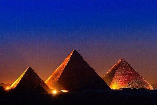 Sound and Light Show at the Pyramids with dinner – fotografia