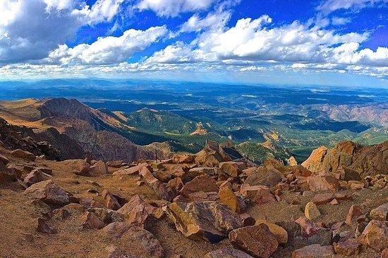 Privat tur med Pikes Peak & Garden of the Gods fra Denver