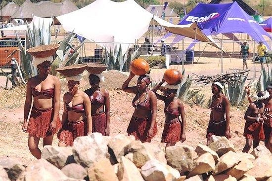 レソト、タバ・ボスウの文化と歴史ツアー