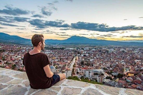Viagem de um dia a Prizeren Kosovo...