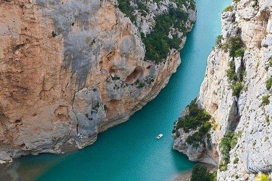 黑山的峡谷