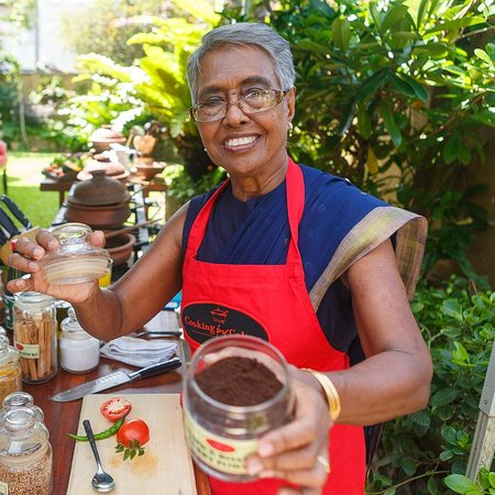 Cooking By Colour - Sri Lankan Cuisine with Mohara Dole in Colombo