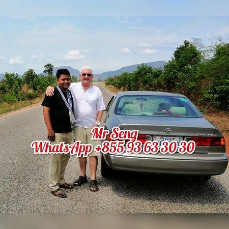 Seng English Speaking Tuk Tuk & Car Driver