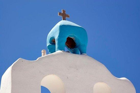 Cruise around Antiparos & Despotiko (Beach Exploration & BBQ)