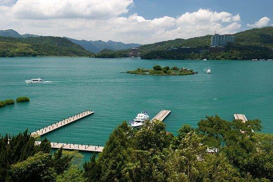 6-dagers taiwansk øya-ekskursjon (Sun Moon Lake og Sør- og Øst-Taiwan)