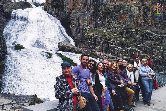 Excursion d'une journée: lac Sevan, Nortus, col Selim, LUNCH, Jermuk...