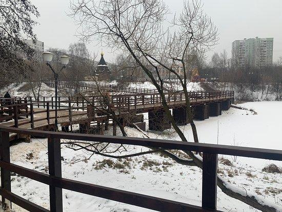 Снежным январским днём