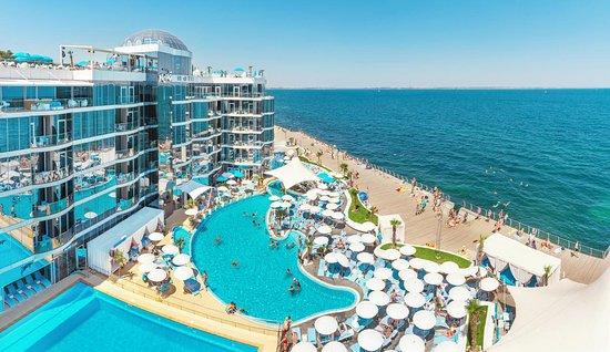 NEMO Hotel Resort & Spa, Hotels in Odessa