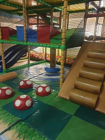 Barkingside, UK: play