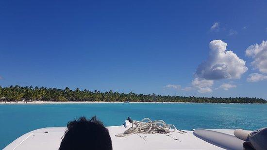 Πουέρτο Πλάτα, Δομινικανή Δημοκρατία: approaching Beach in Punta Cana