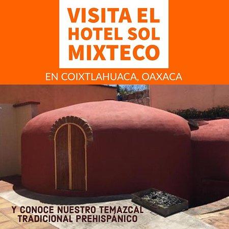 San Juan Bautista Coixtlahuaca, Mexico: Temazcal