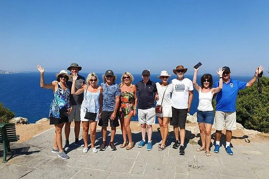 The Classic Rhodes Sightseeing Tour - 6.5 Hours Private Tour