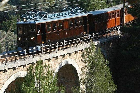 Express tour to Puerto de Sóller and Valldemossa
