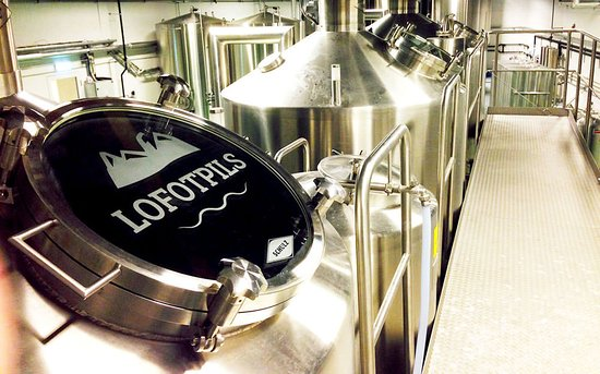 Lofotpils Brewery