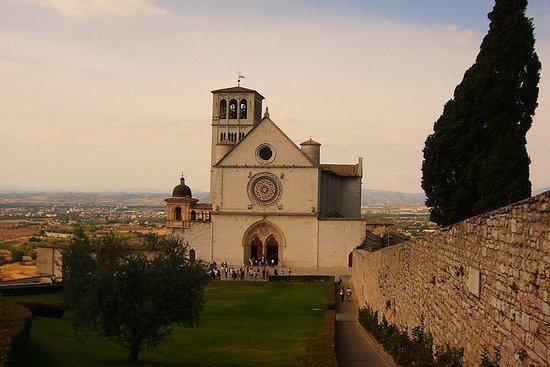 Assisi privat vandretur inklusive St...