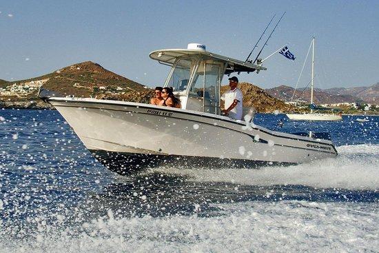 Naxos Yacht Charter