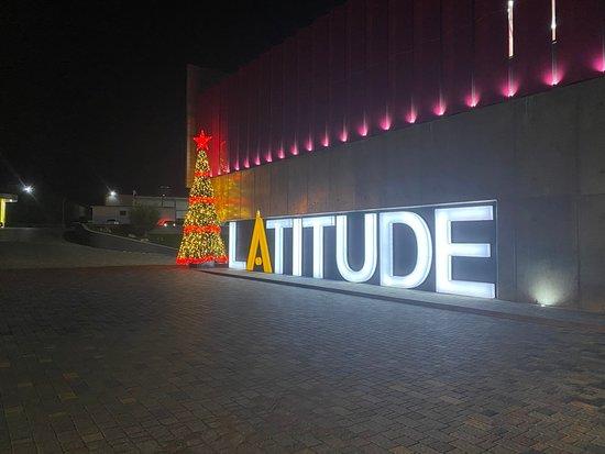 Latitude Tirana