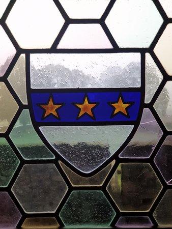 Fenêtre de la chambre du Chevalier