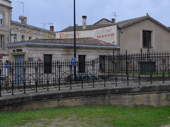 Bordeaux, Ristorante La Mona