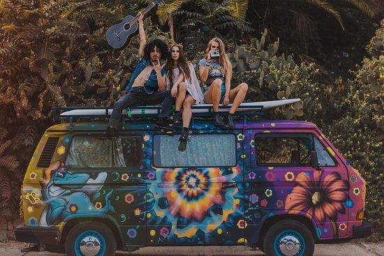 Hippievanbarcelona