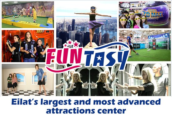 Funtasy - Eilat's attractions center