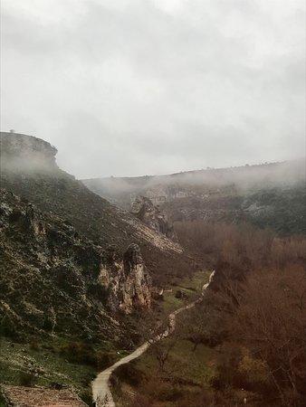 Vistas con niebla