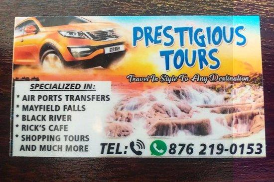 Prestigious Tours