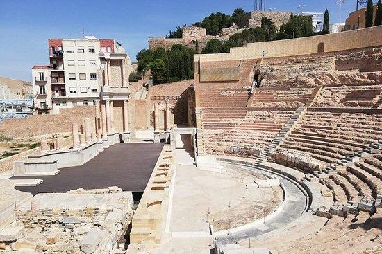 Exploration romaine à Carthagène