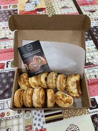 Caja de 12 empanadas