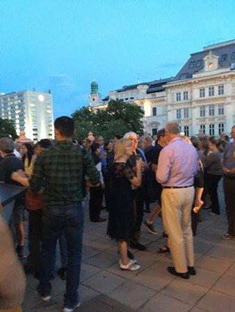 Kursalon Vienna: Johann Strauss and Mozart Concert: 休憩時間