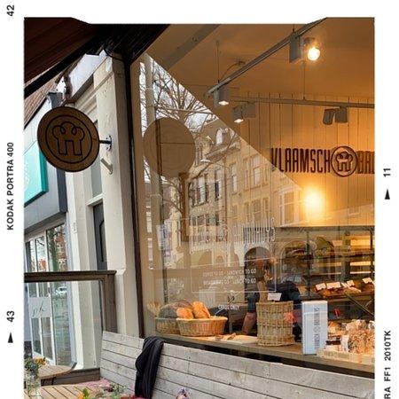 Lovely café in Den Haag ,