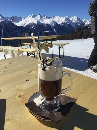 Ftan, İsviçre: Hauskafi mit Aussicht