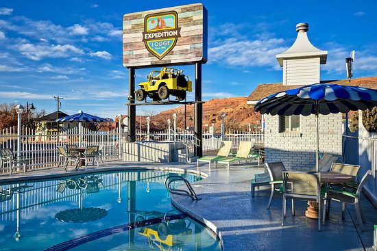 Expedition Lodge, Hotels in Canyonlands Nationalpark