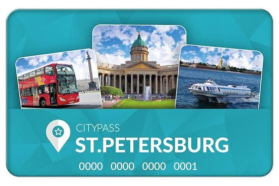 Saint Petersburg CityPass Fotografie