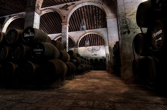 Gutierrez Colosia Sherry Winery