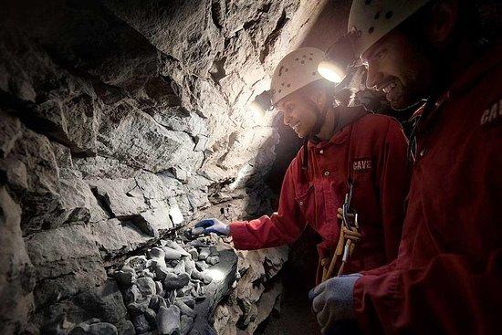 Excursão Explorador de Cavernas...