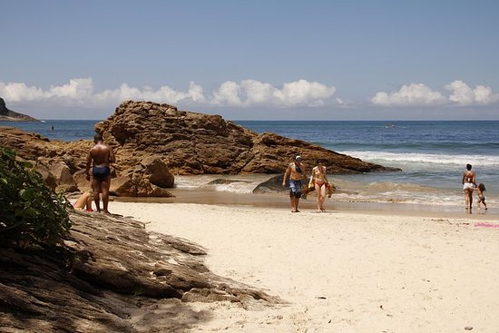 Trindade Fishing Village, Beach Trek og Snorkeling Tour fra Paraty