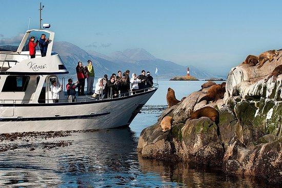 Navegación Canal Beagle con mini...