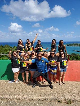 Jamaica Girls Trip