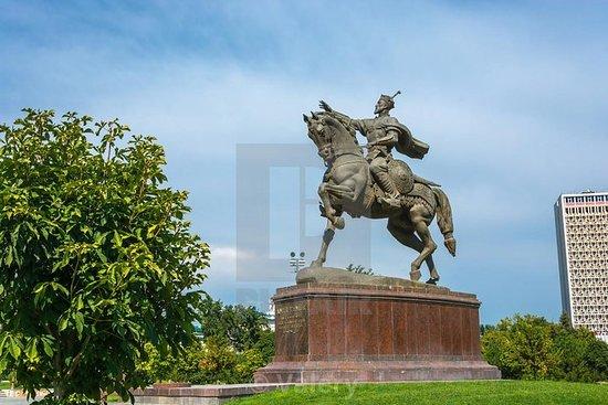 Visite à pied de Tachkent