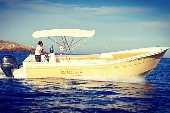 Excursion en bateau à Santa Maria di...