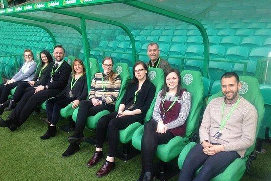Visite guidée du Celtic Park Stadium