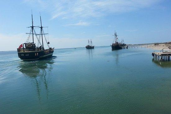 Piratskip i Djerba